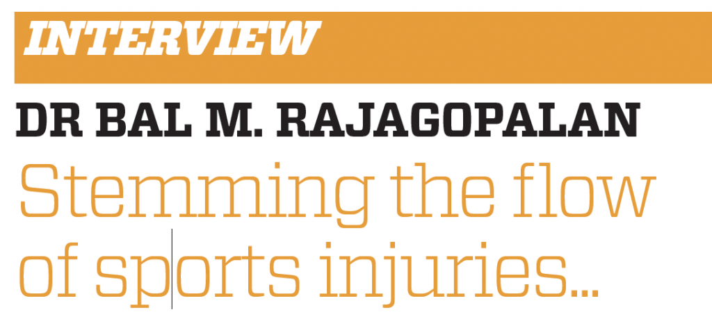 Dr. Bal M. Rajagopalan - Orthopedic Specialist Los Angeles