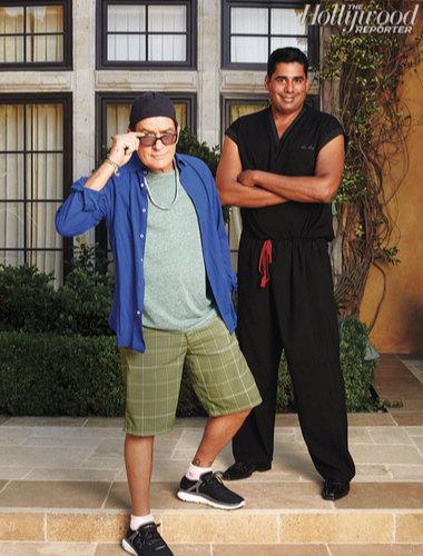 Dr. Raj & Charlie Sheen